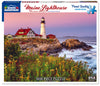 Maine Lighthouse (1207pz) - 1000 Piece Jigsaw Puzzle