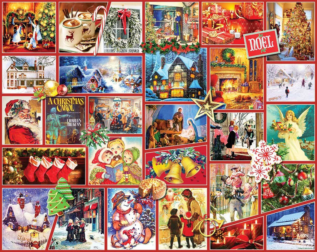 Joy To The World (1268pz) - 1000 Piece Jigsaw Puzzle