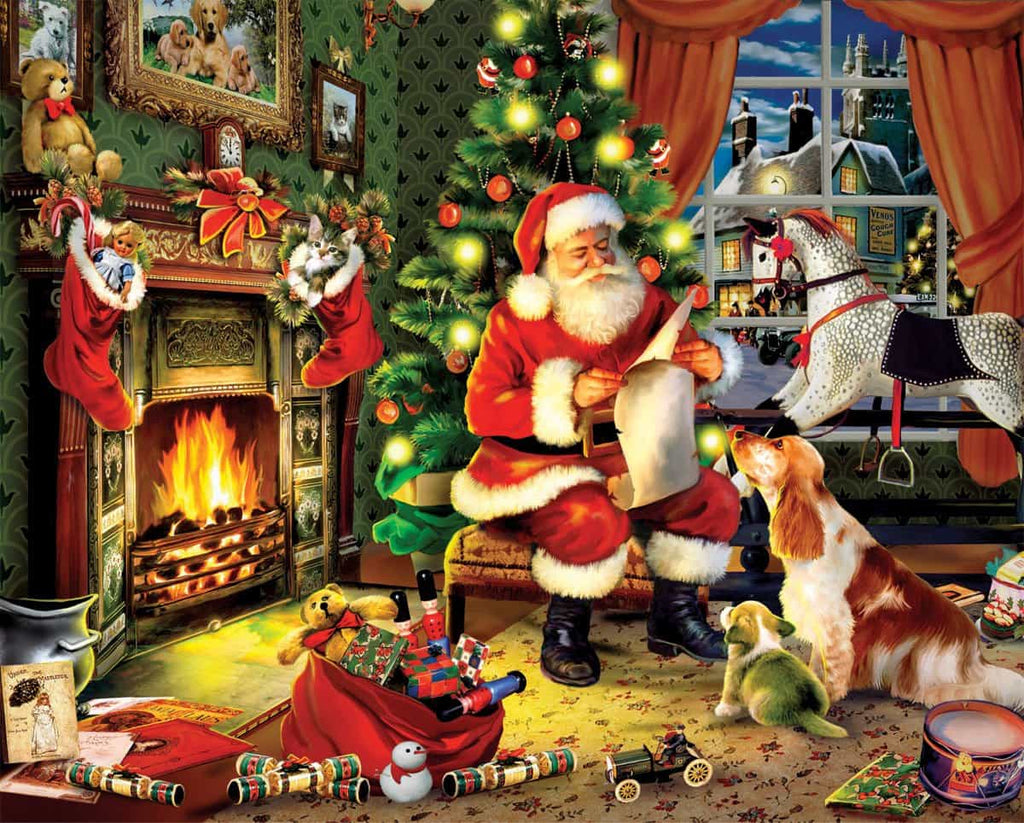 Santa's List - 300 Pieces