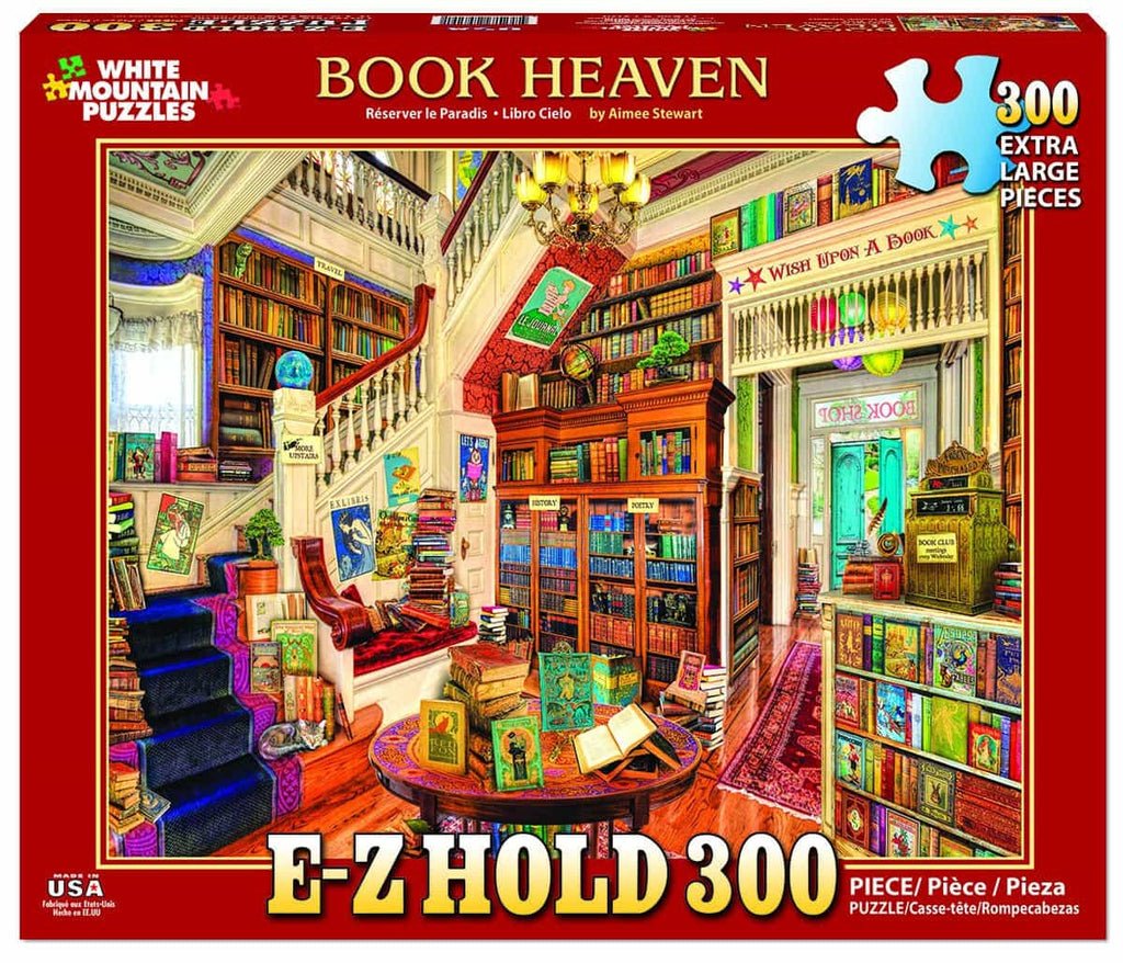 Book Heaven - 300 Pieces - DISC