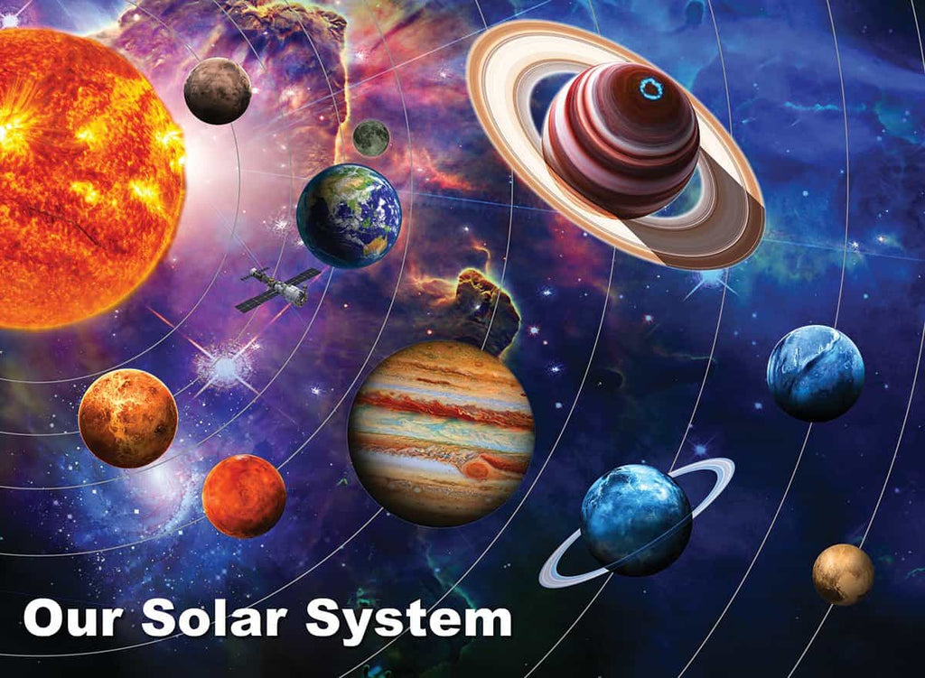 Solar System - 300 Pieces