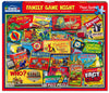 Family Game Night (1330pz) - 550 Piece Puzzle