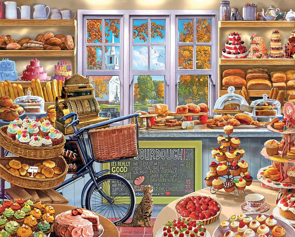 The Bakery - 1000 Pieces