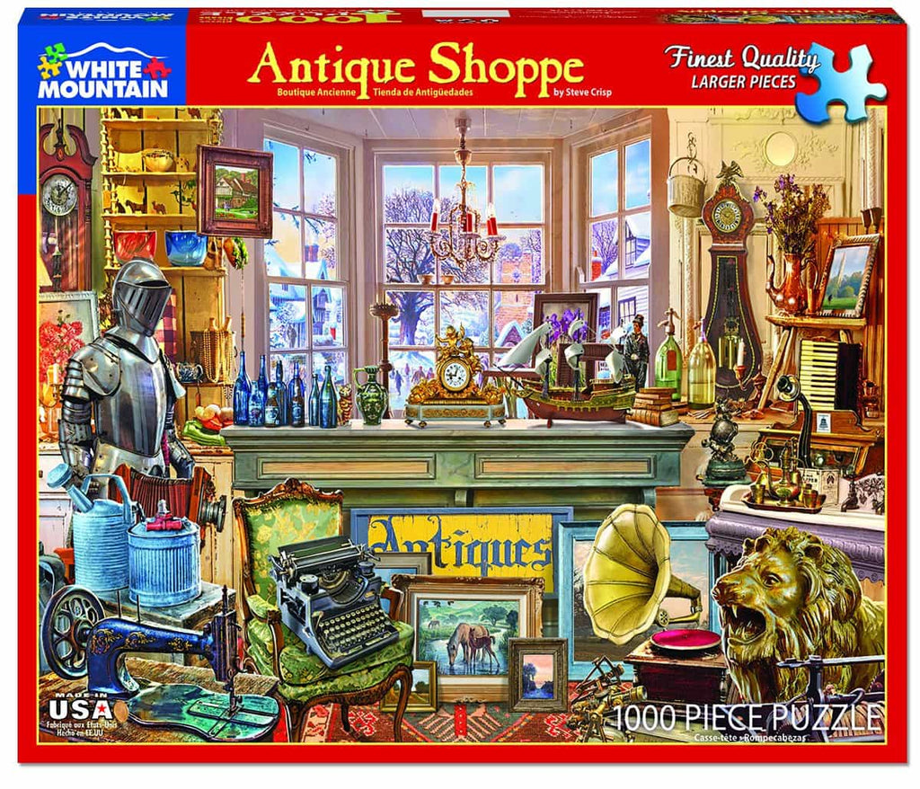 Antique Shoppe - 1000 Pieces - DISC