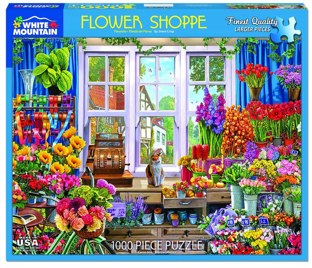 Flower Shoppe - 1000 Pieces