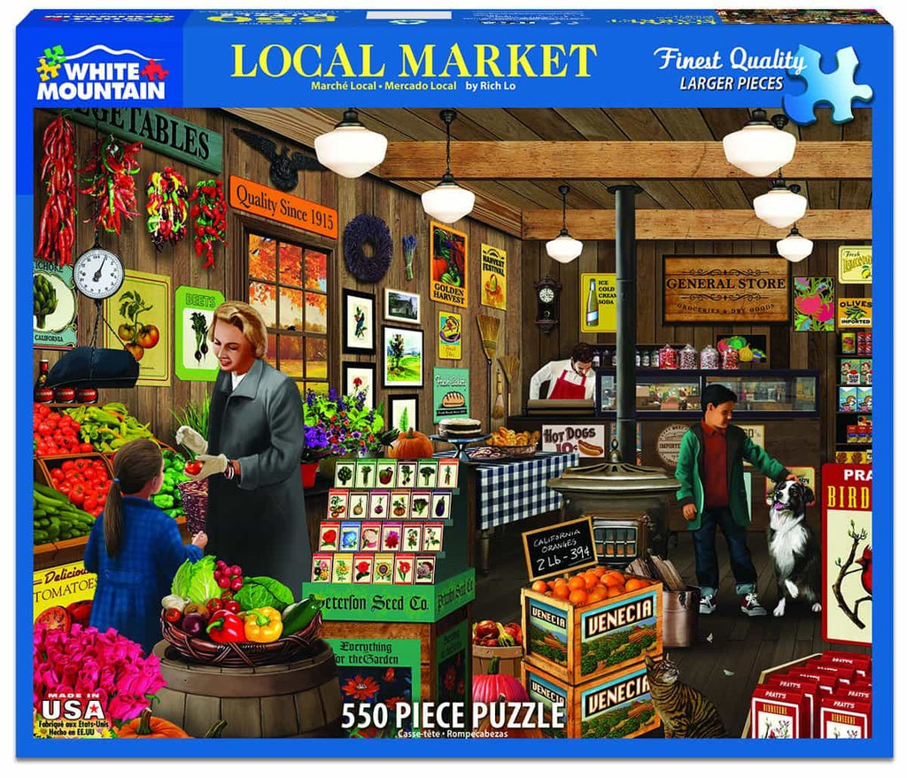 Local Market - DISCONTINUED