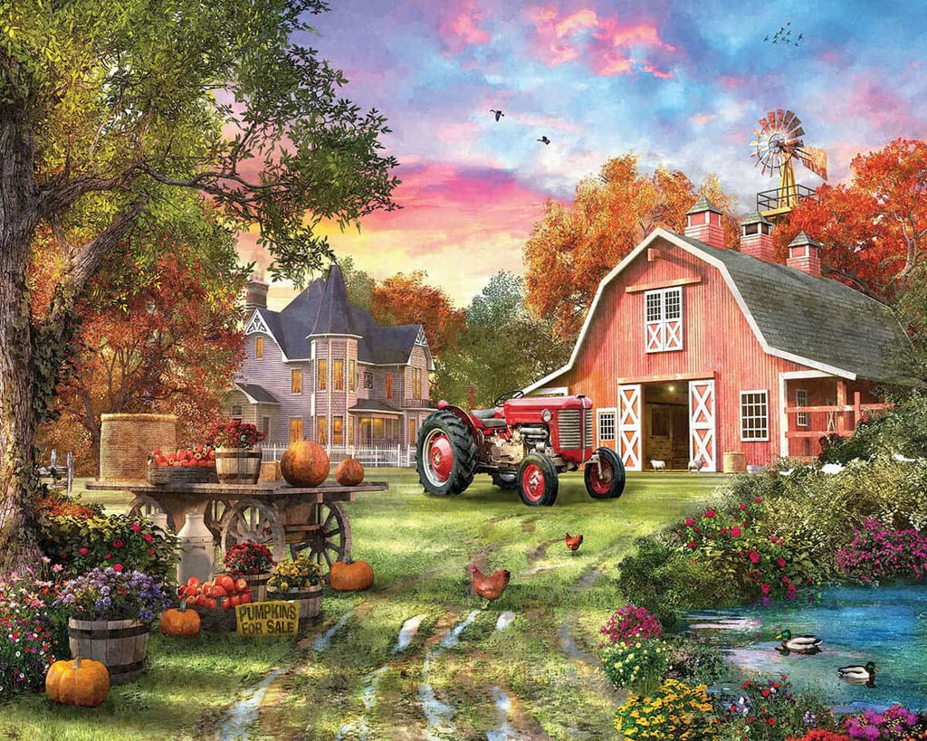Farm Life (1479pz) - 1000 Pieces