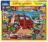 Surfin Woodie (1501PZ) - 1000 Pieces