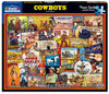 Cowboys (1504PZ) - 1000 Piece Jigsaw Puzzle