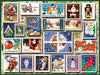 Holiday Stamps (1515pz) - 550 Pieces