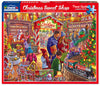 Christmas Sweetshop (1545pz) - 1000 Piece Jigsaw Puzzle