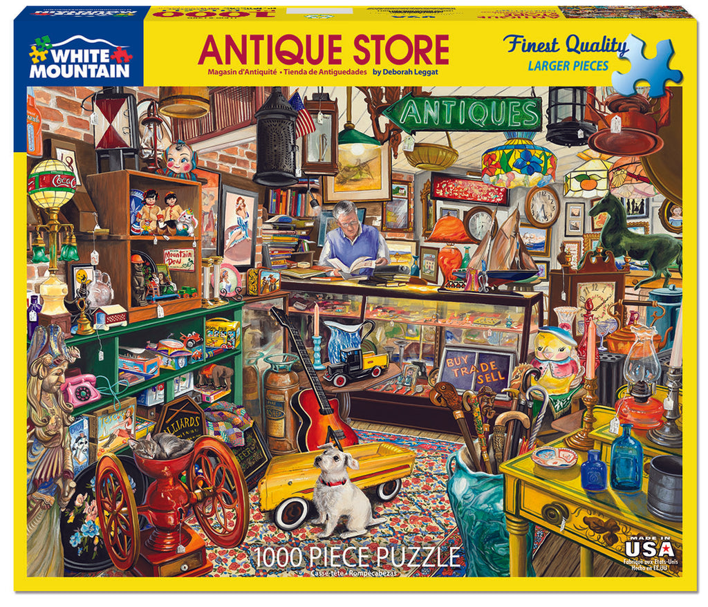 Antique Store (1546pz) - 1000 Pieces