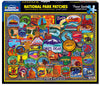 National Parks Patches (1564pz) - 1000 Piece Puzzles