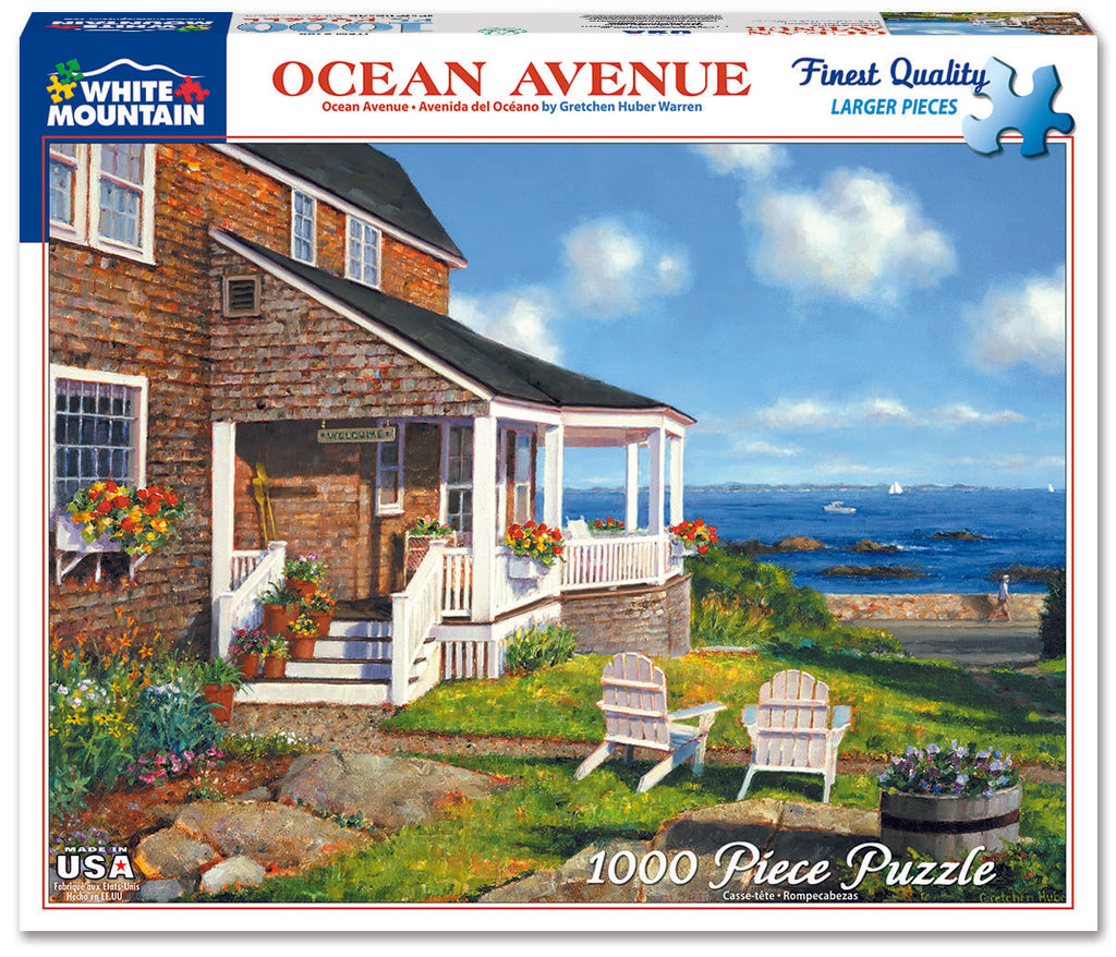 Ocean Avenue  - DISCONTINUED