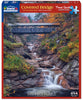 Covered Bridge (985PZ) - 1000 Piece Jigsaw Puzzle