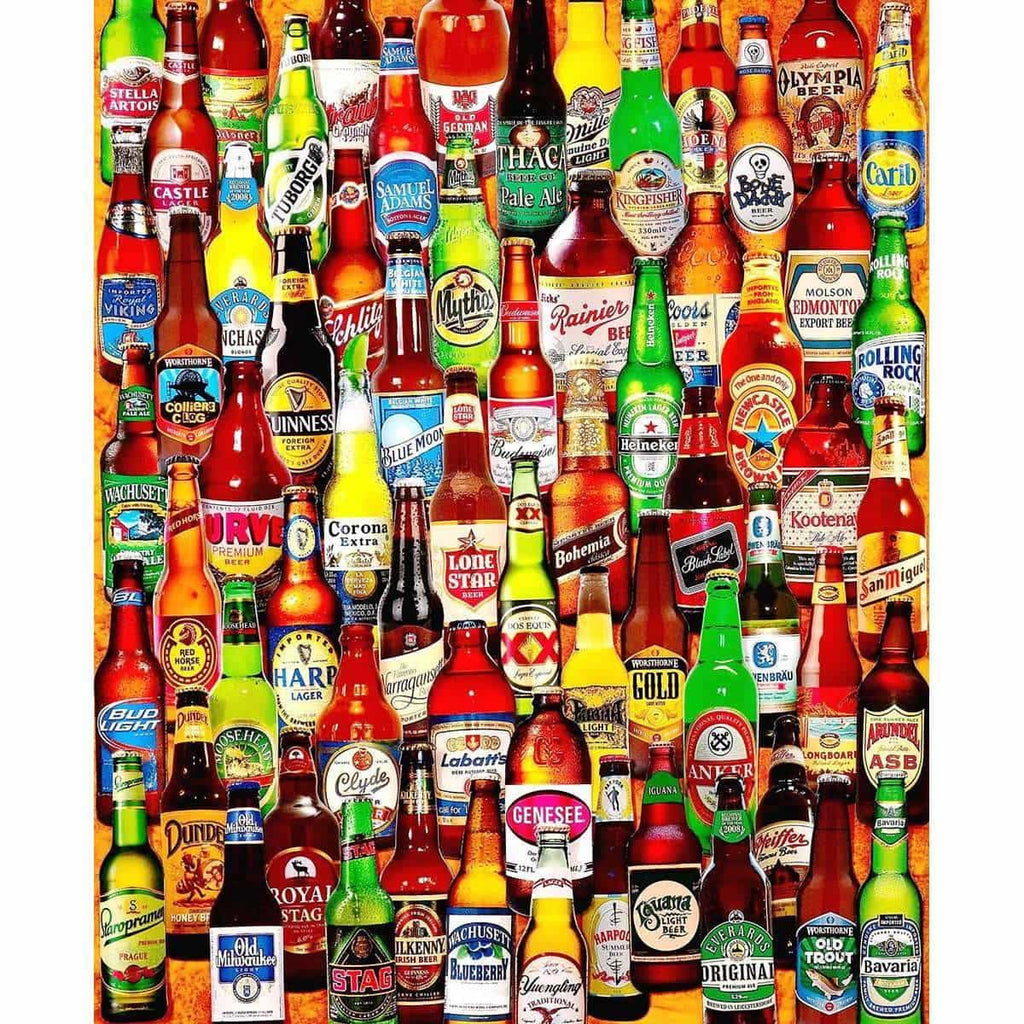 99 Bottles of Beer on the Wall - 1000 Pieces