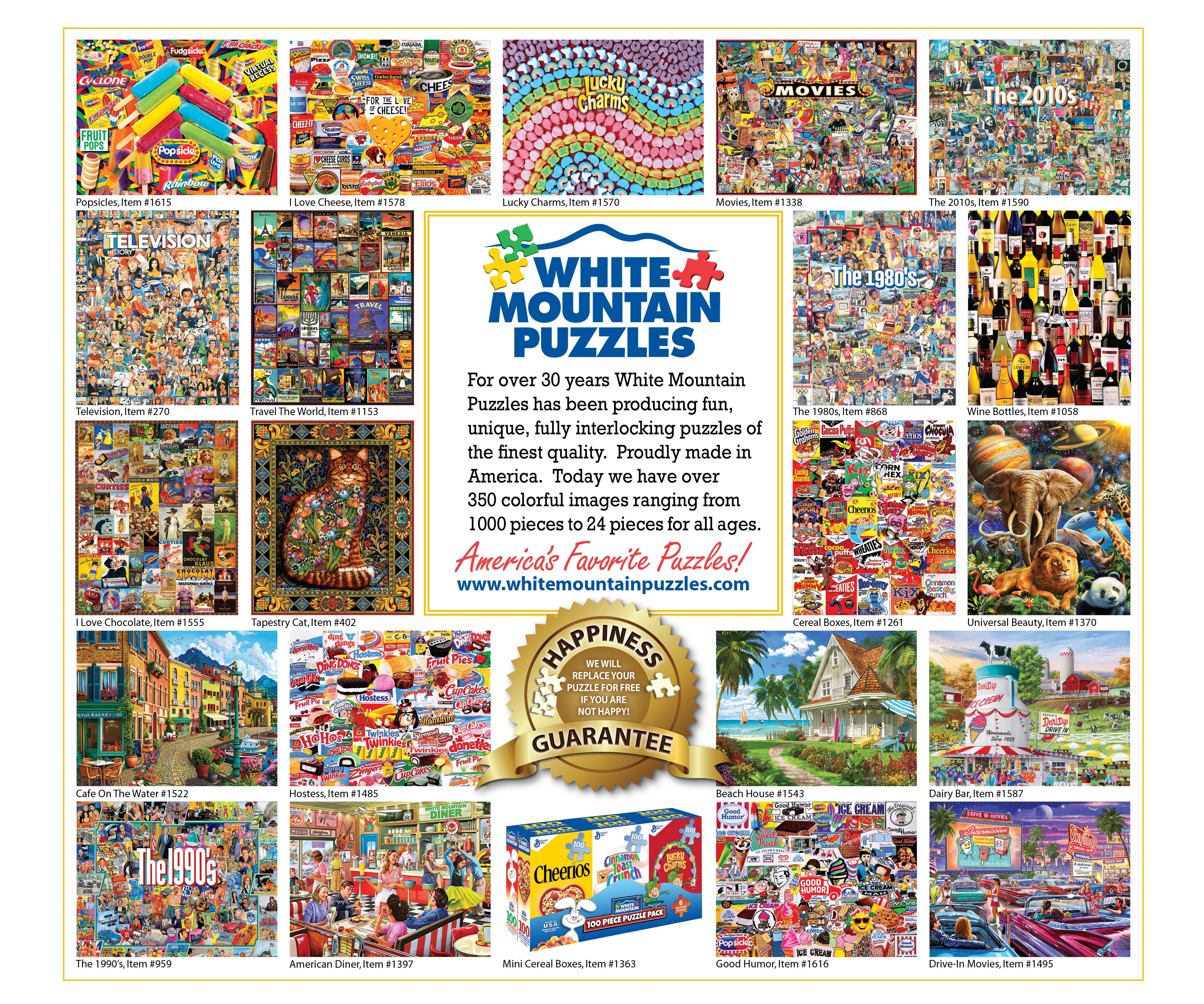 Broadway Jigsaw Puzzle 1000 Pieces For Adults Kids Learning Education Fun Gifts