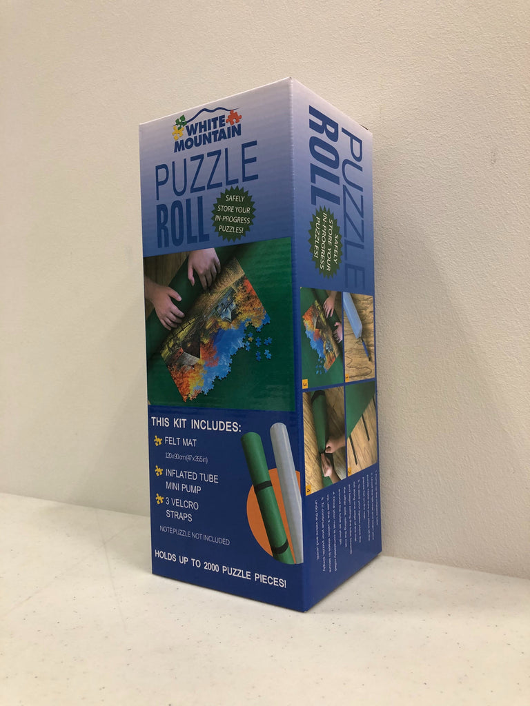 "Puzzle Roll-Up Mat (pzroll) - 47"" x 35.5"""