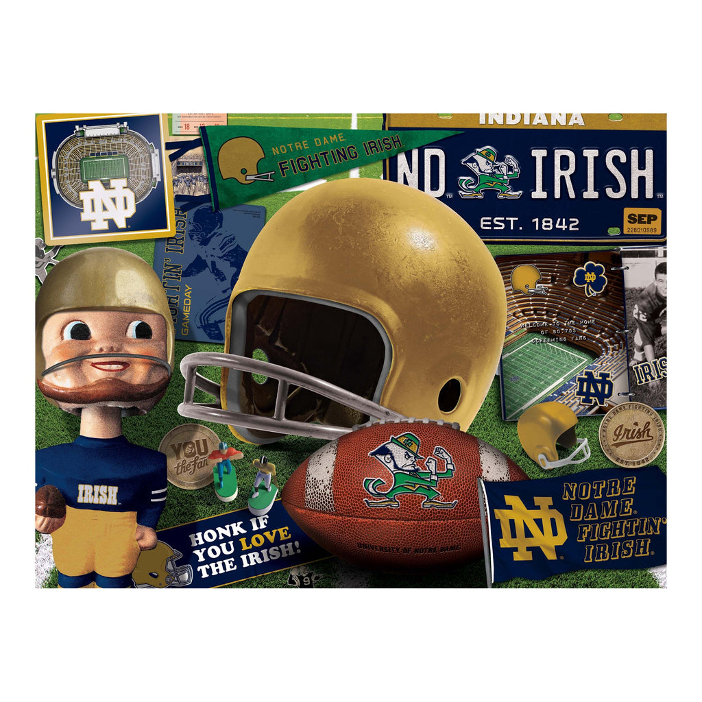 Notre Dame Fighting Irish (950455) - 500 Piece Jigsaw Puzzle