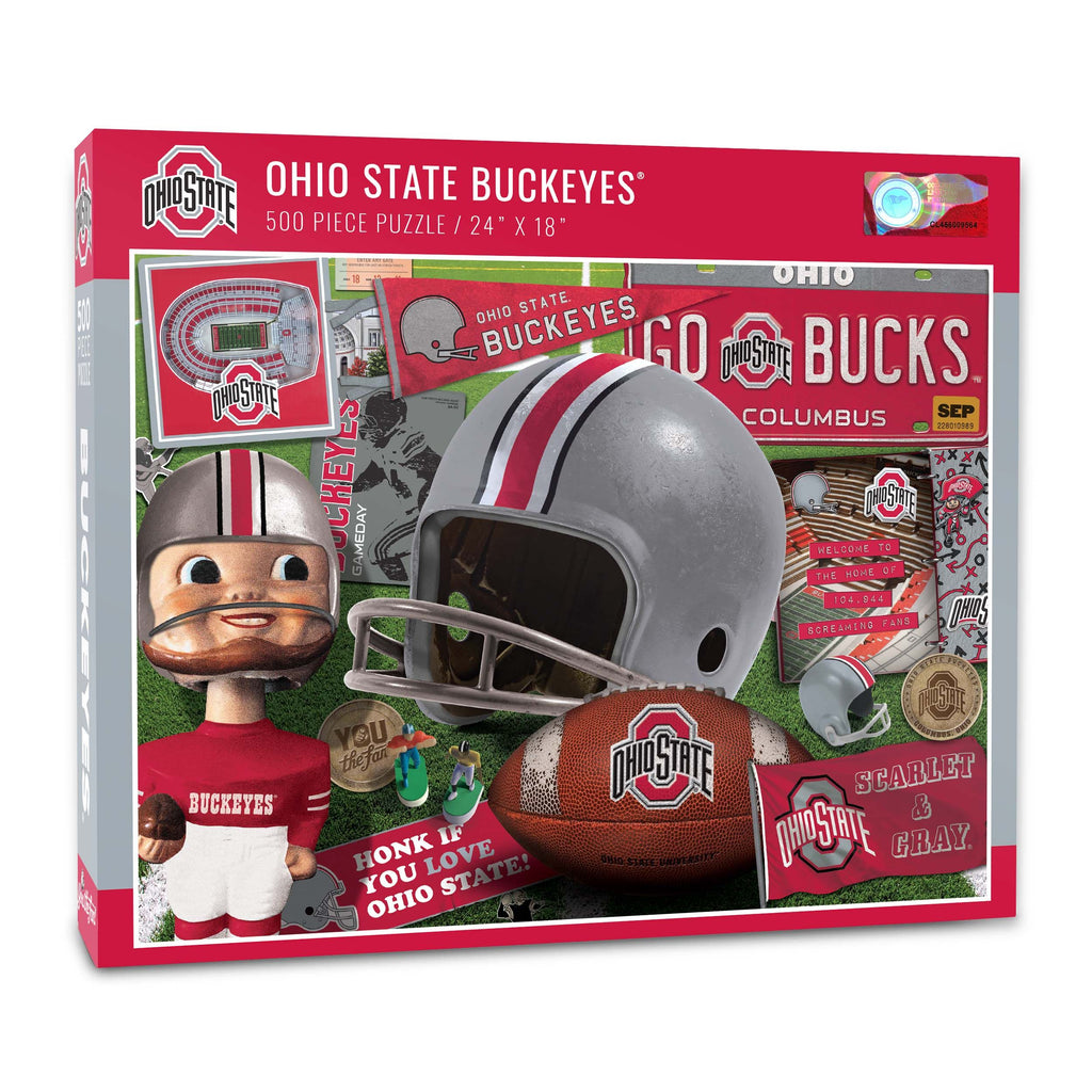 Ohio State Buckeyes - 500 Pieces