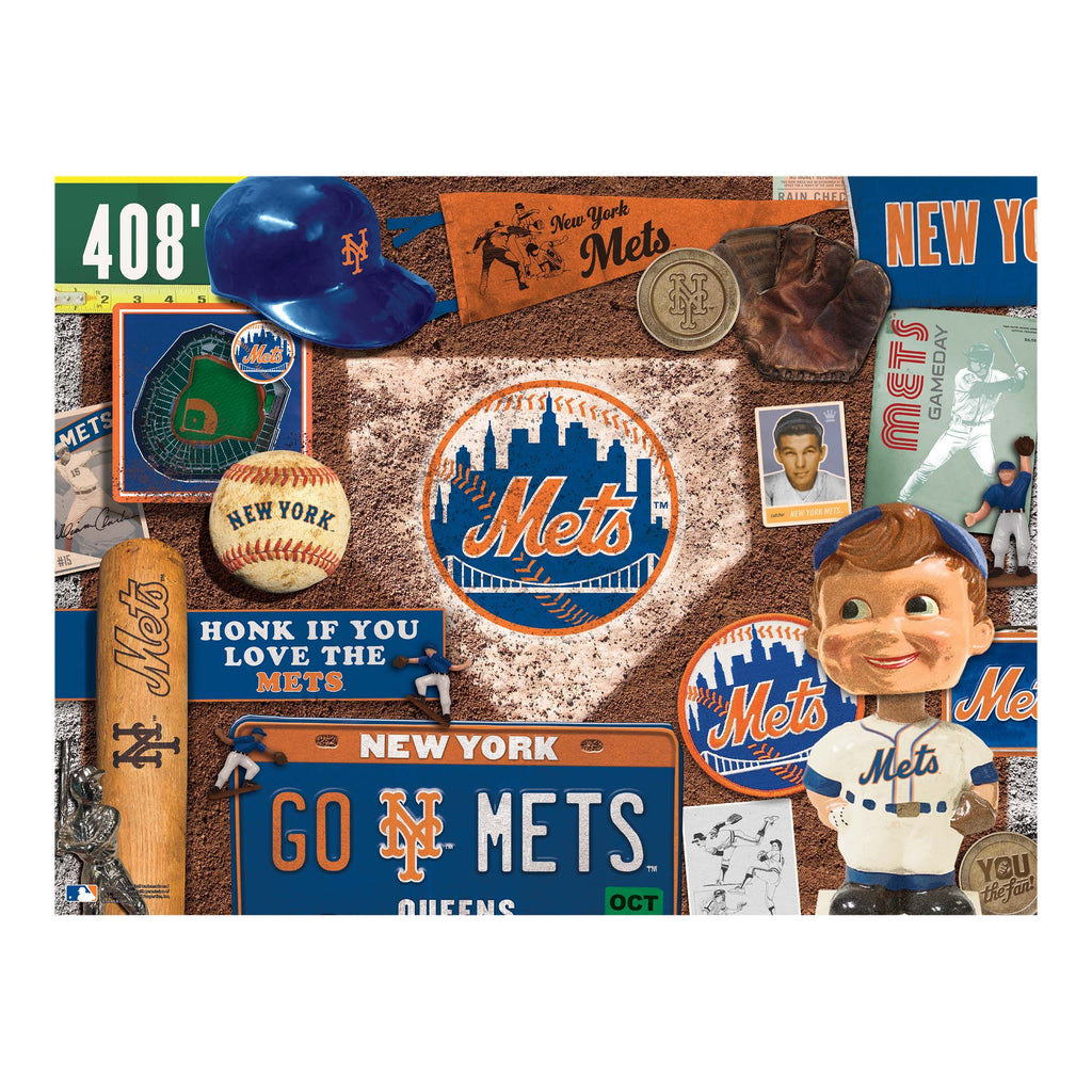 New York Mets (950639) - 500 Piece Jigsaw Puzzle