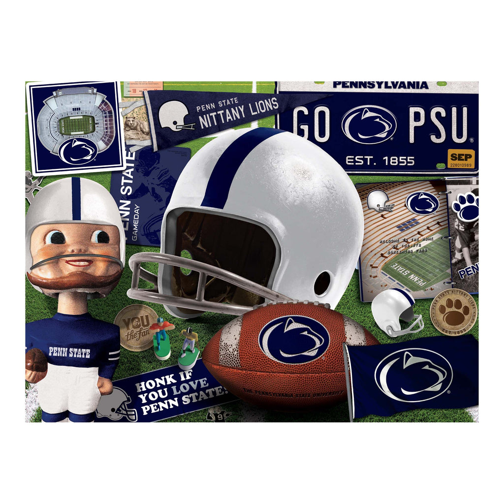 Penn State Nittany Lions (950509) - 500 Jigsaw Puzzle