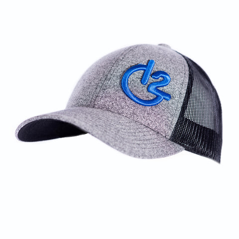 Camo and White 12 Gauge Bullet Logo Baseball Hat