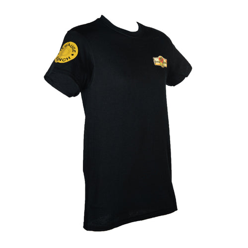 12 Gauge Ranch Black Short Sleeve Shirt (SSGBK101), Apparel, 12 Gauge Ranch, 12 Gauge Ranch 12 Gauge Ranch
