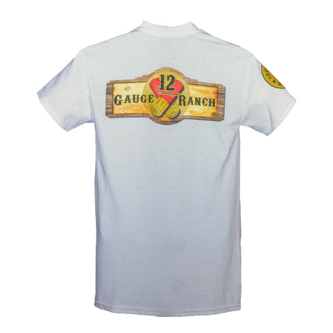 12 Gauge Ranch Maroon Short Sleeve Shirt (SSGMR101)