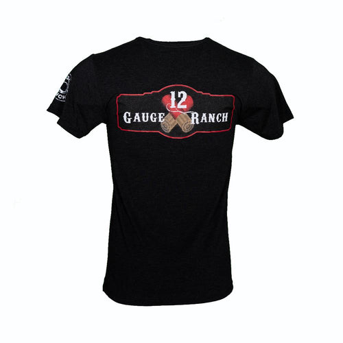 G12 Men's Soft 12 Gauge Ranch T-Shirt, Apparel, 12 Gauge Ranch, 12 Gauge Ranch 12 Gauge Ranch