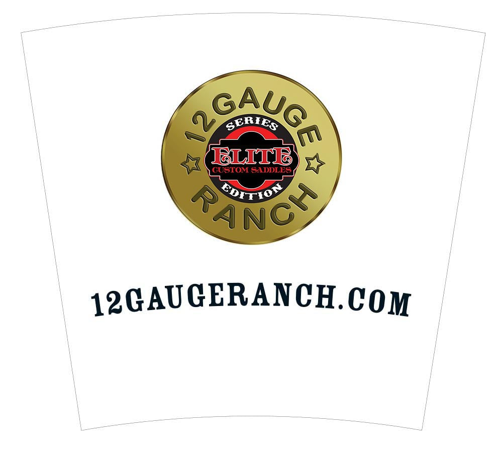 12 Gauge Ranch Elite 24oz Insulated Covo Cup, Accessories, 12 Gauge Ranch, 12 Gauge Ranch Ranch  12 Gauge Ranch