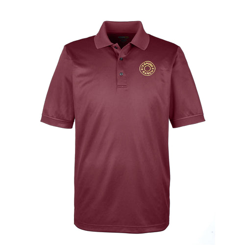 12 Gauge Ranch Maroon Polo, Apparel, 12 Gauge Ranch, 12 Gauge Ranch 12 Gauge Ranch