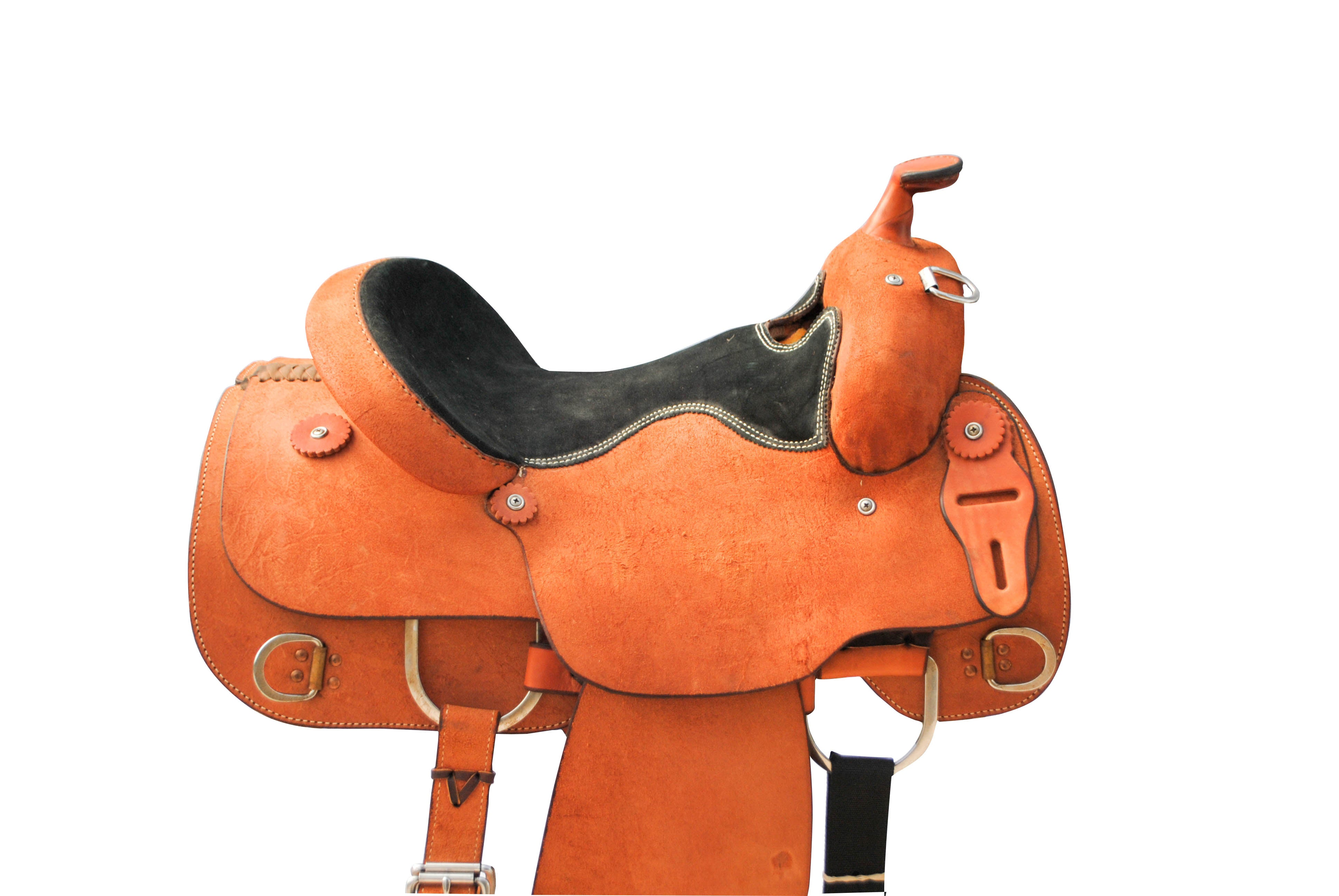"12 Gauge Elite Custom Work Saddle 16"" (ELSDDL00), Saddle, 12 Gauge Ranch, 12 Gauge Ranch Ranch  12 Gauge Ranch"