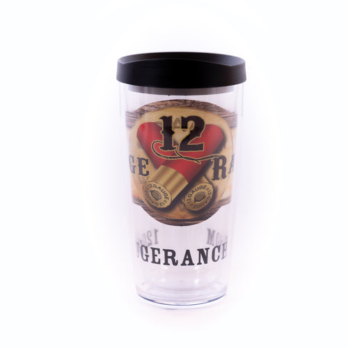 12 Gauge Ranch 16oz Insulated Covo Cup, Accessories, 12 Gauge Ranch, 12 Gauge Ranch Ranch  12 Gauge Ranch