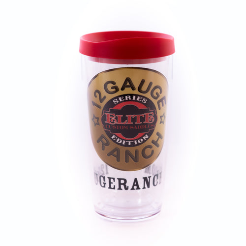12 Gauge Ranch Elite 16oz Insulated Covo Cup, Accessories, 12 Gauge Ranch, 12 Gauge Ranch Ranch  12 Gauge Ranch