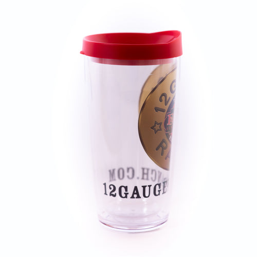 12 Gauge Ranch Elite 16oz Insulated Covo Cup, Accessories, 12 Gauge Ranch, 12 Gauge Ranch 12 Gauge Ranch