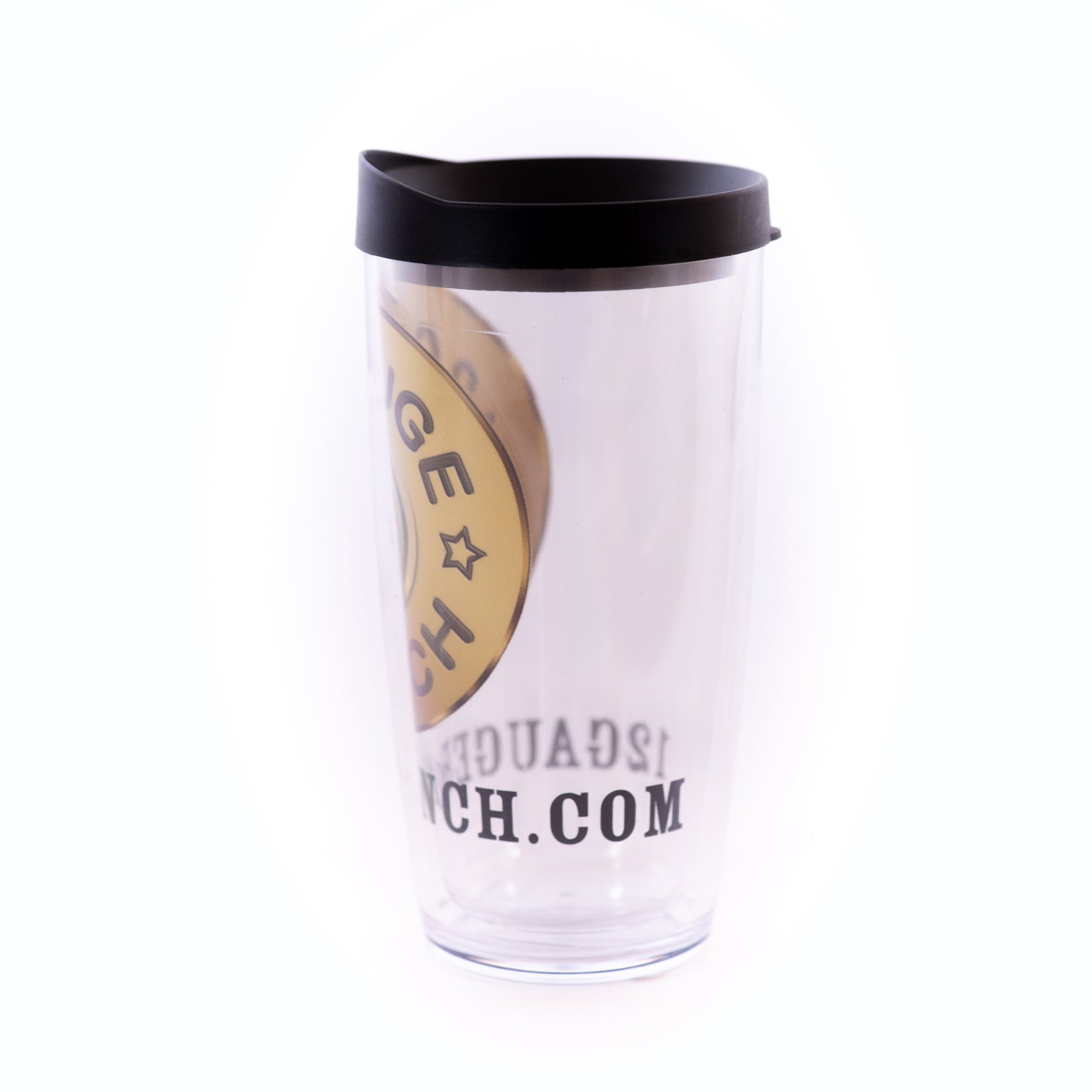 12 Gauge Bullet 16oz Insulated Covo Cup, Accessories, 12 Gauge Ranch, 12 Gauge Ranch 12 Gauge Ranch