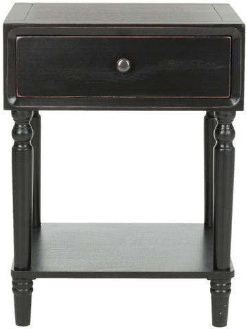 Siobhan Accent Table With Storage Drawer