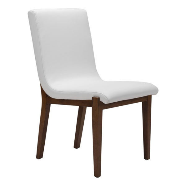 HAMILTON DINING CHAIR WHITE