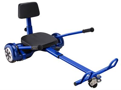 Hover Go Kart Attachment Blue