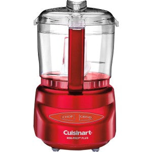 Cuisinart Mini-Prep Plus Processor - 3 Cup - Red