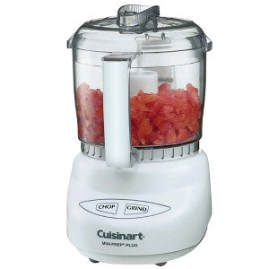 DLC-2A Mini-Prep Plus Food Processor - White