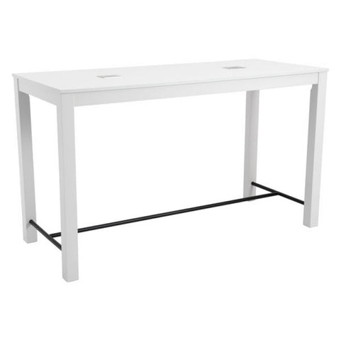 ODIN BAR TABLE WHITE