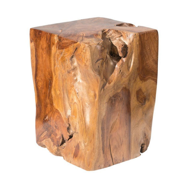 PREHISTORIC TABLE STOOL NC & ANTI GOLD