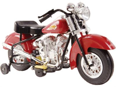 Warrior Motorcycle 6v Red
