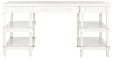 Dixon Desk/White Washed