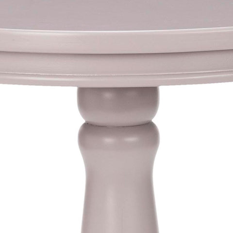 Vivienne Round Top Side Table