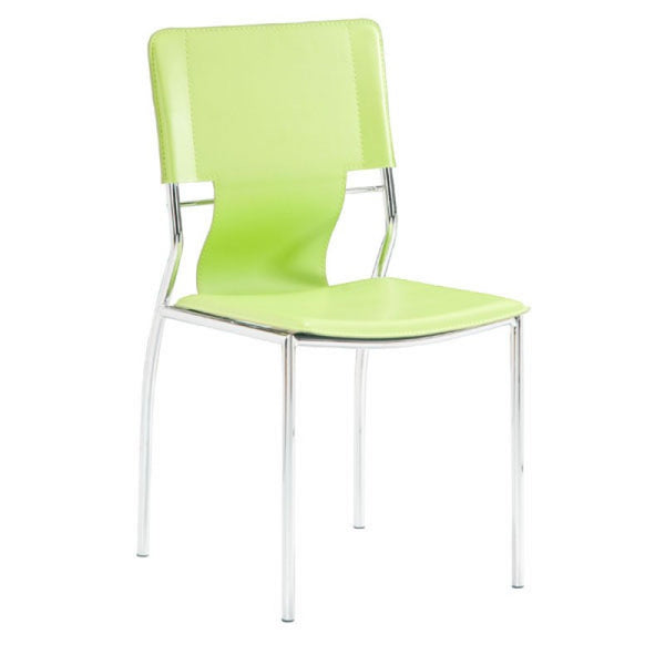 TRAFICO DINING CHAIR GREEN