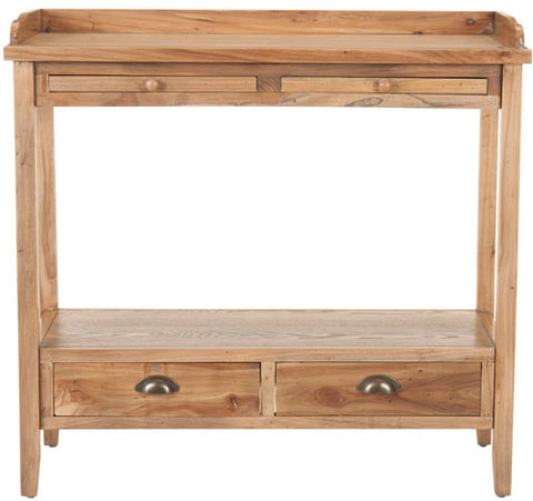 Peter Console With Storage Drawers