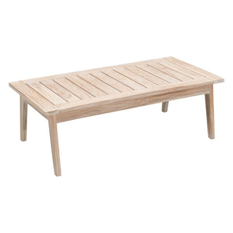 WEST PORT COFFEE TABLE WHITE WASH